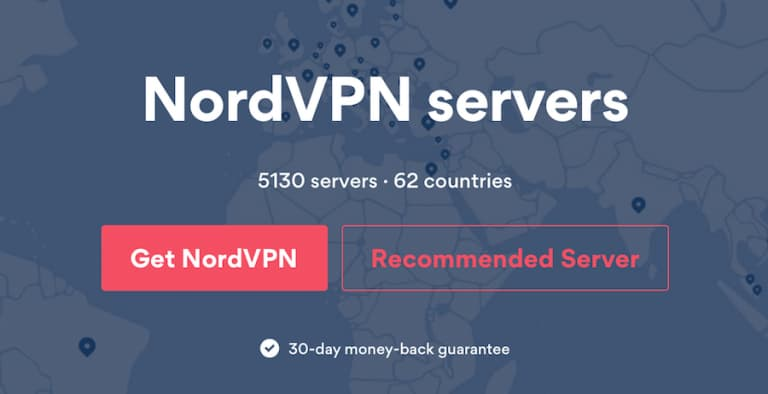 Nordvpn节点非常多